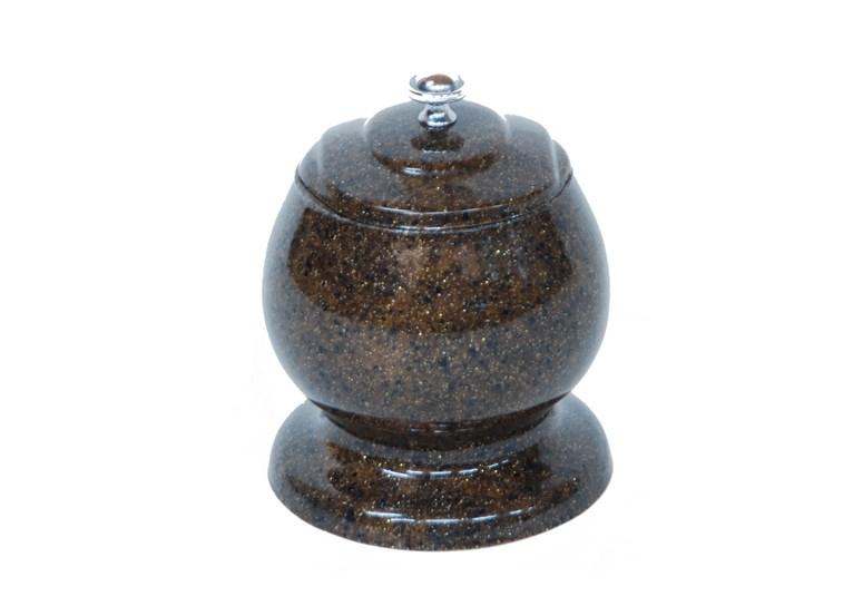 Relikwiarz polerowany granit