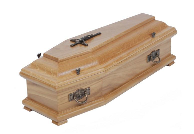 urna drewniana