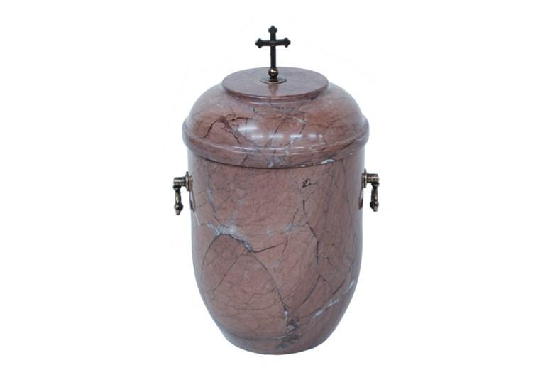 Urna granit zlocone uchwyty